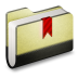 72x72px size png icon of Bookmark Folder