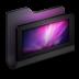 72x72px size png icon of Desktop Black Folder