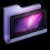 72x72px size png icon of Desktop Blue Folder