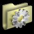 72x72px size png icon of Developer Folder