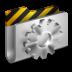 72x72px size png icon of Developer Metal 2 Folder
