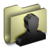 72x72px size png icon of Group Folder