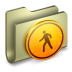 72x72px size png icon of Public Folder
