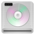72x72px size png icon of cd rom drive