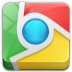 72x72px size png icon of chrome 2