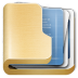 72x72px size png icon of folder data