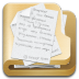 72x72px size png icon of folder documents 2