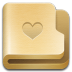 72x72px size png icon of folder favourites