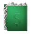 72x72px size png icon of dollar folder