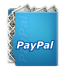 72x72px size png icon of paypal folder