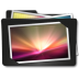 72x72px size png icon of Folders Imagenes II