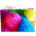72x72px size png icon of Folder Flower