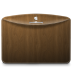 72x72px size png icon of Folder Pattern Wood