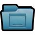 72x72px size png icon of Folder Desktop