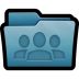 72x72px size png icon of Folder Group
