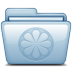 72x72px size png icon of Blue Limewire