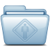 72x72px size png icon of Blue Public