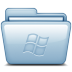 72x72px size png icon of Blue Windows