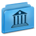 72x72px size png icon of Library