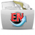 72x72px size png icon of Folder EndNote X4