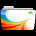 72x72px size png icon of Folder Season X