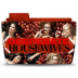 72x72px size png icon of Folder TV DESPERATE HOUSEWIVES