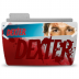 72x72px size png icon of Folder TV DEXTER