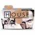 72x72px size png icon of Folder TV DRHOUSE