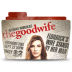 72x72px size png icon of Folder TV GoodWife