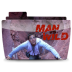 72x72px size png icon of Folder TV ManVSWild