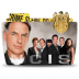 72x72px size png icon of Folder TV NCIS