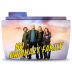 72x72px size png icon of Folder TV No Ordinary Family