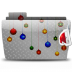 72x72px size png icon of Folder Xmas To You