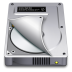 72x72px size png icon of Internal Drive Half open