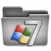 72x72px size png icon of Windows 7