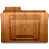 72x72px size png icon of Glossy Desktop
