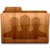72x72px size png icon of Glossy Group