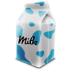 72x72px size png icon of milk