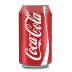 72x72px size png icon of Coca Cola Can