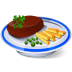 72x72px size png icon of Steak