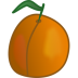 72x72px size png icon of apricot