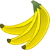 72x72px size png icon of banana