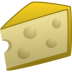 72x72px size png icon of cheese