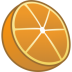 72x72px size png icon of orange