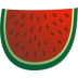 72x72px size png icon of watermelon