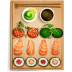 72x72px size png icon of sushi 1