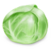 72x72px size png icon of Cabbage