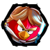 72x72px size png icon of Angry Birds Star Wars 1