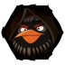 72x72px size png icon of Angry Birds Star Wars 2