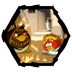 72x72px size png icon of Angry Birds Star Wars 5